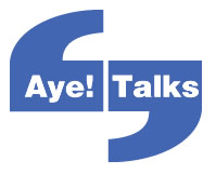 AYE TALKS LOGO SMALLER